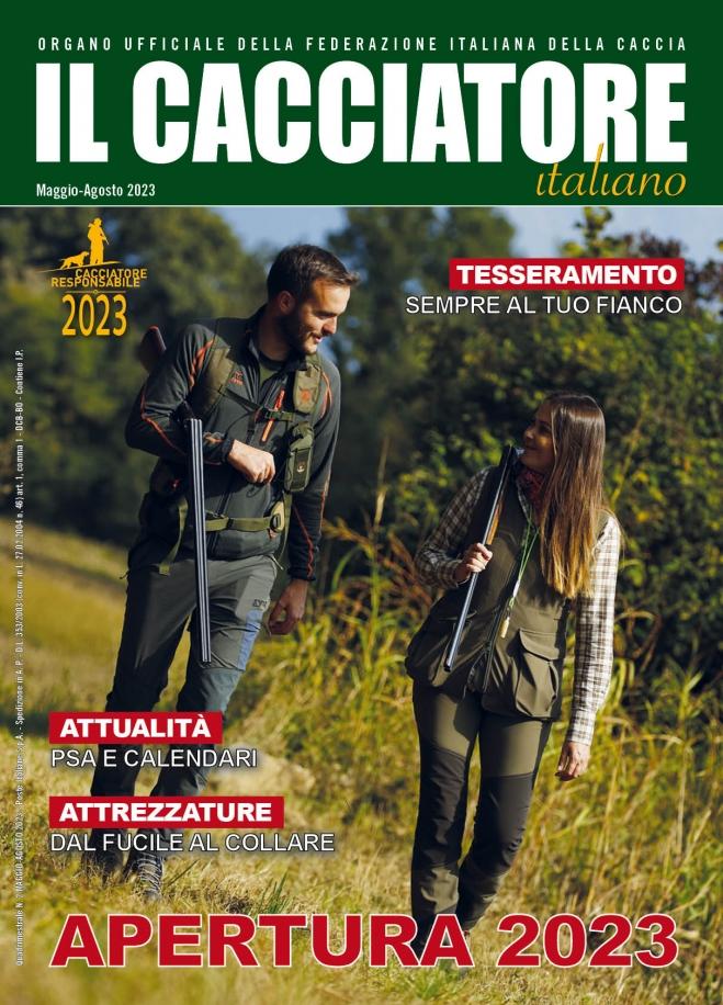 IL CACCIATORE ITALIANO n. 2/2021